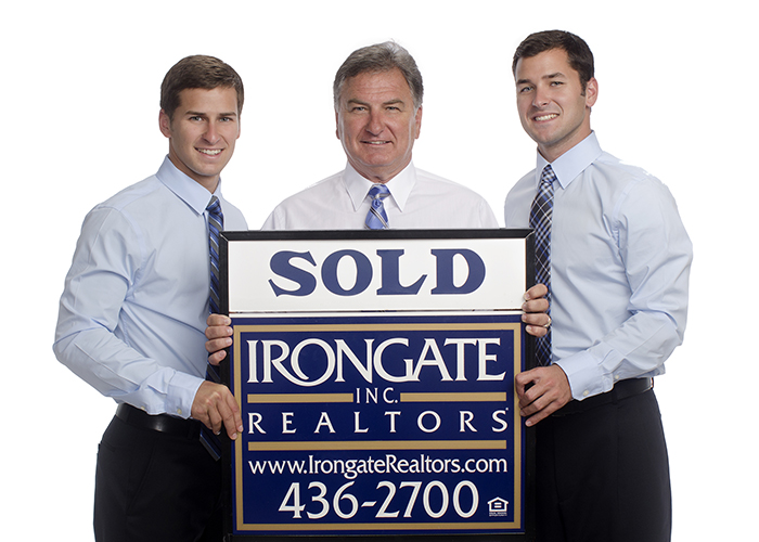 Realestate Executive Business Team Portrait