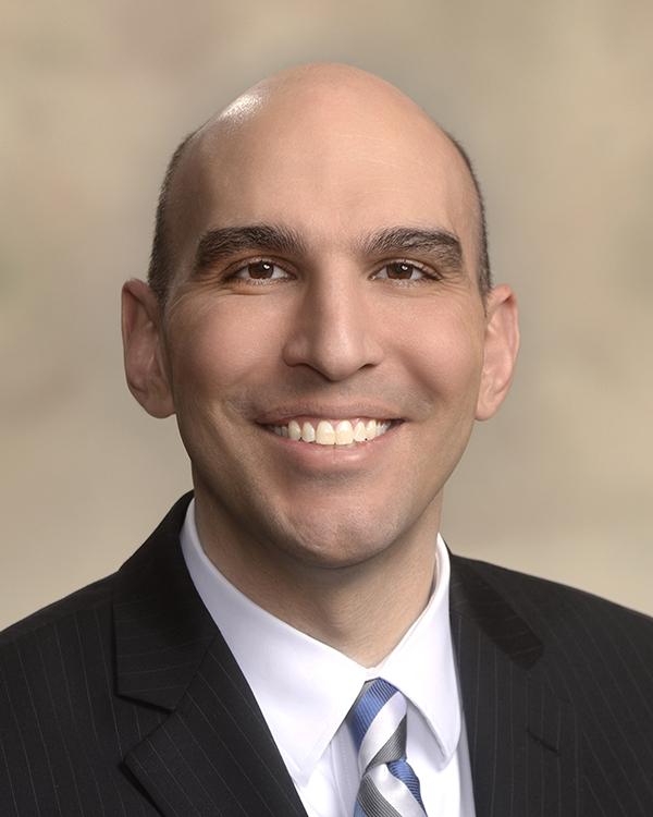 Matt Joseph, City of Dayton commissioner